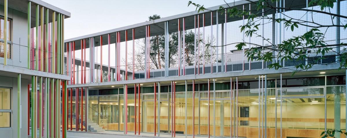 wpm Projektmanagement Ev. Grundschule Karlsruhe