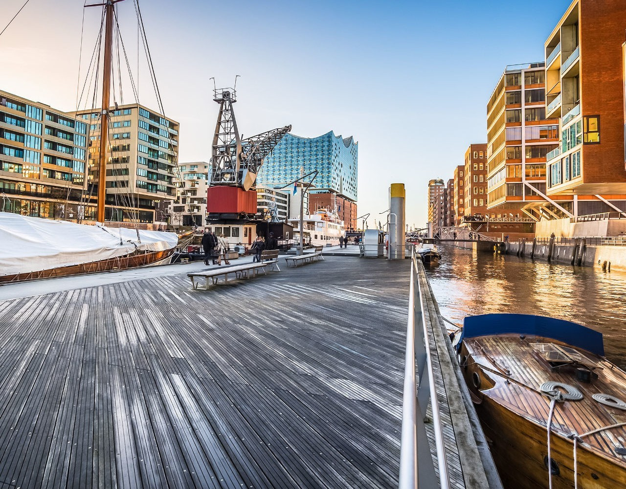 wpm Projektmanagement Hafen City Hamburg