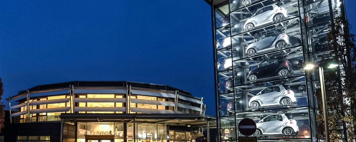 wpm Projektmanagement Smart Center Bundesweit