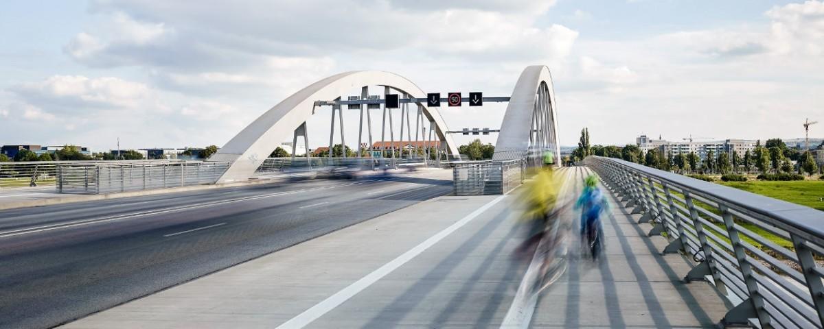wpm Projektmanagement Waldschlösschenbrücke Dresden