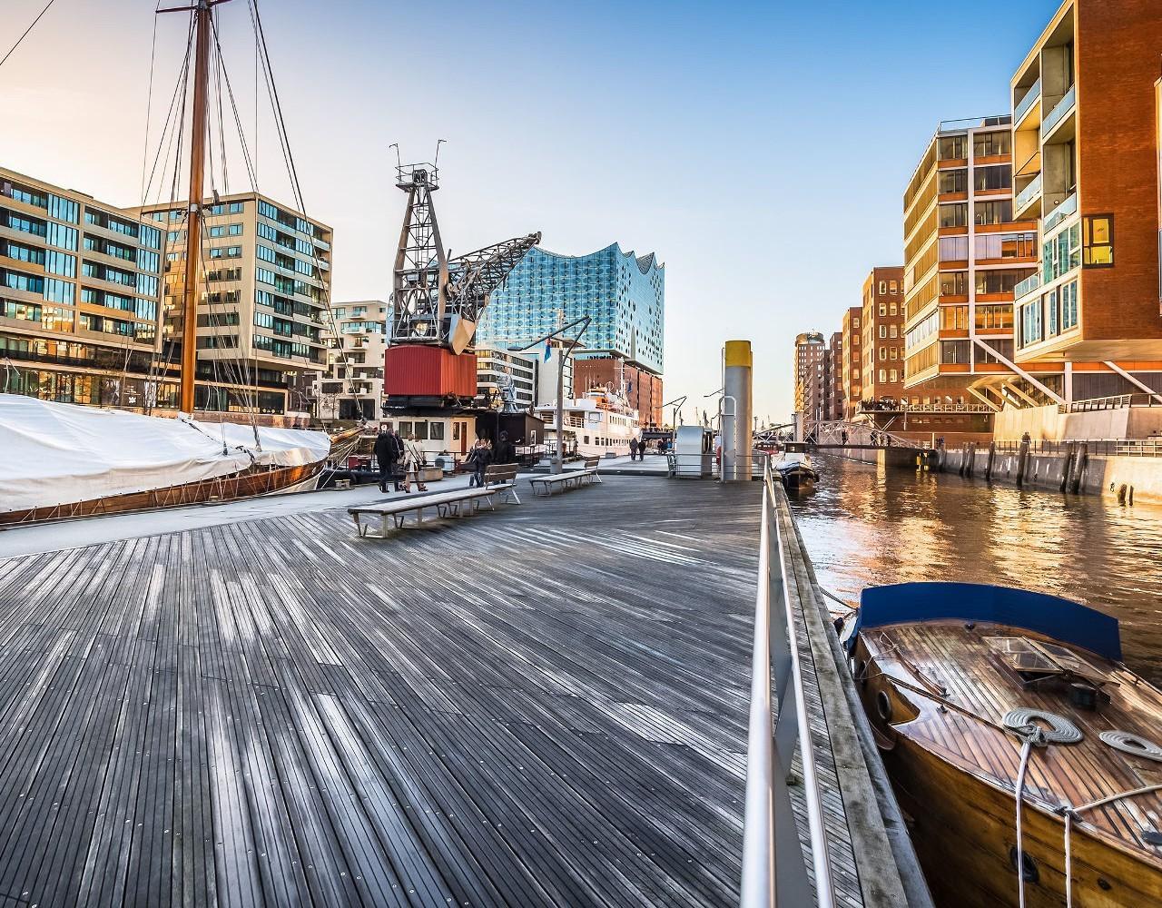 wpm Projektmanagement Hafen City Hamburg